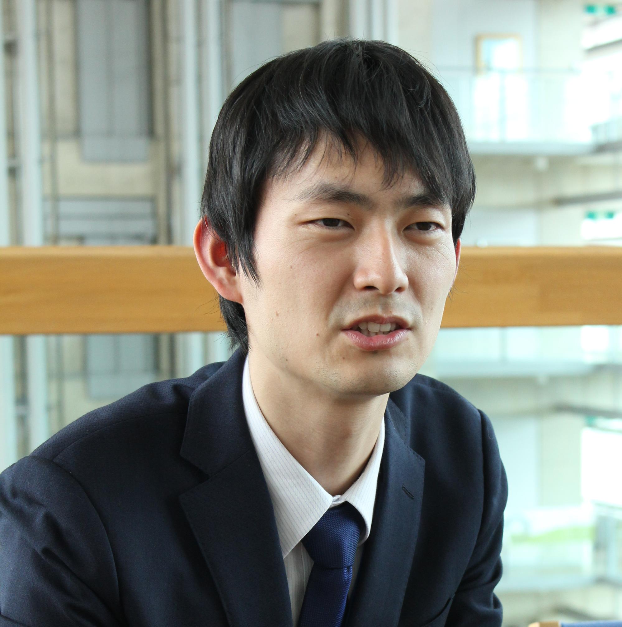IT政策課 情報システム係 主事 鈴木 宏信 氏