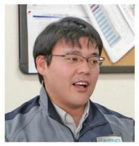 株式会社エクシオテック アクセス部 設計グループ 設計担当 櫻井 友之氏