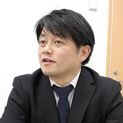 株式会社ロジスティクス・ネットワーク 経営企画部 マネジャー 立岡 伸介 氏