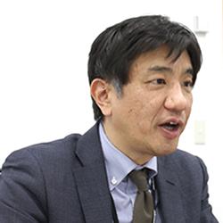株式会社ニチレイロジグループ本社 業務革新推進部 部長代理 勝亦 充 氏