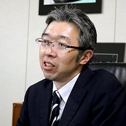 株式会社JP情報センター ソリューション1課 課長 新井 康徳 氏