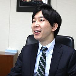 株式会社JP情報センター ソリューション1課 本城 秀晃 氏