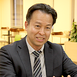 業務改革推進本部 本部長渡部 広和 氏