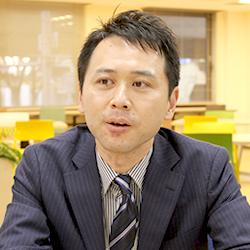 業務改革推進部 RPA推進室 室長 矢頭  慎太郎 氏